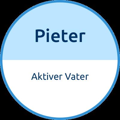 Pieter Aktiver Vater